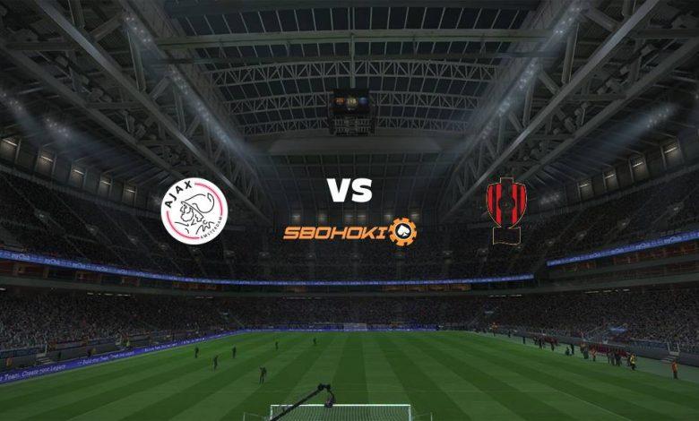 Live Streaming Jong Ajax vs TOP Oss 9 April 2021 1