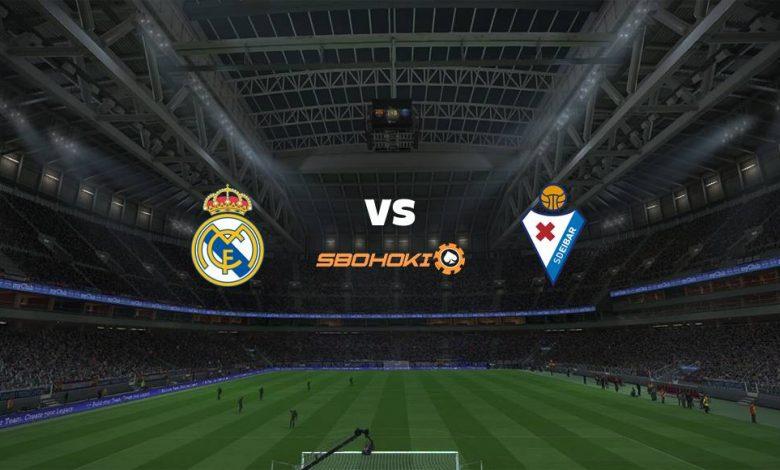 Live Streaming Real Madrid vs Eibar 3 April 2021 1