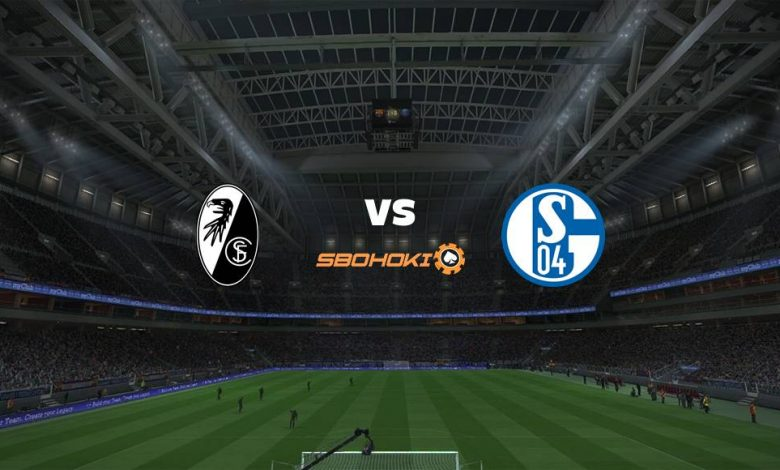 Live Streaming SC Freiburg vs Schalke 04 17 April 2021 1