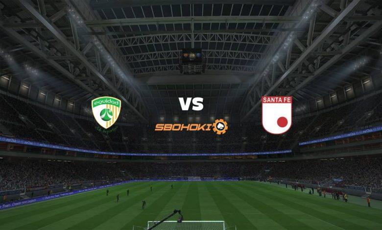 Live Streaming La Equidad vs Independiente Santa Fe 18 April 2021 1