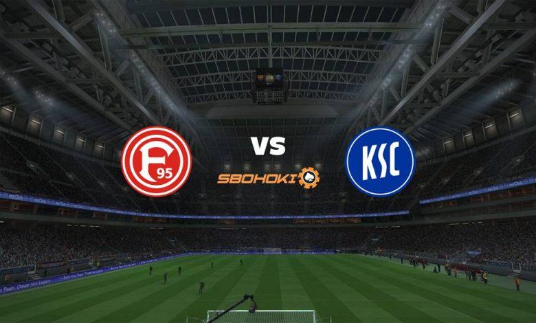 Live Streaming Fortuna Düsseldorf vs Karlsruher SC (PPD) 10 April 2021 1