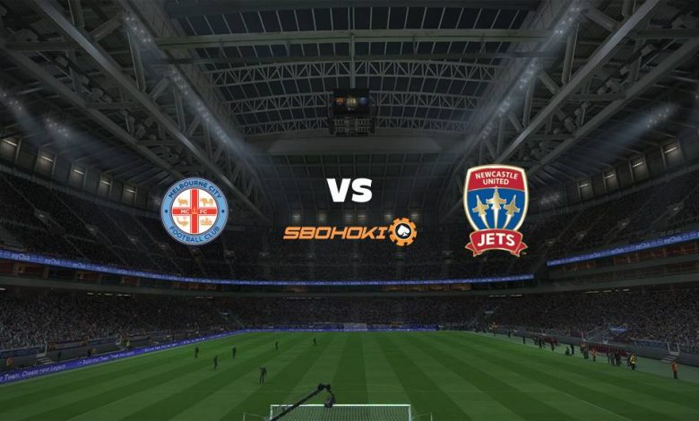 Live Streaming Melbourne City FC vs Newcastle Jets 29 April 2021 1