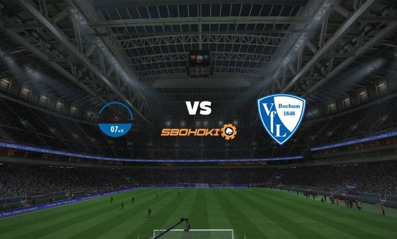 Live Streaming SC Paderborn 07 vs VfL Bochum 10 April 2021 1