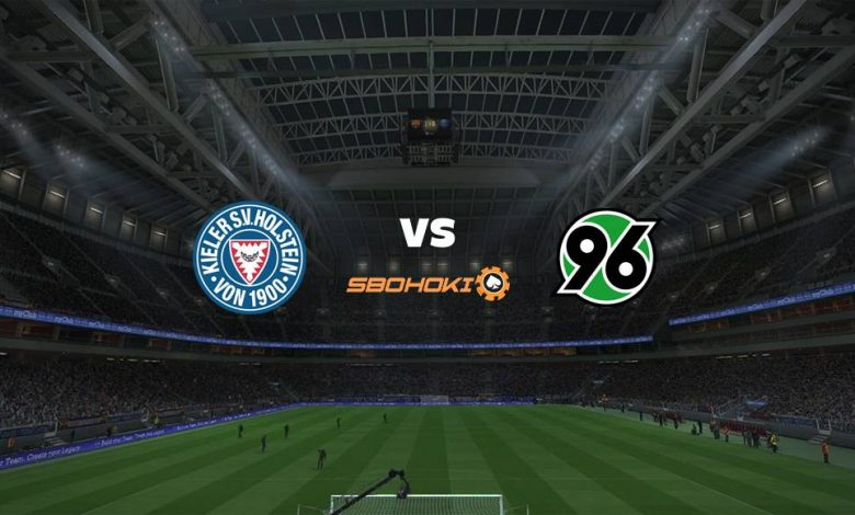 Live Streaming Holstein Kiel vs Hannover 96 (PPD) 14 April 2021 1