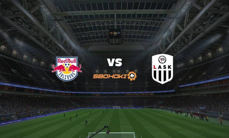 Live Streaming FC Salzburg vs LASK Linz 18 April 2021 1