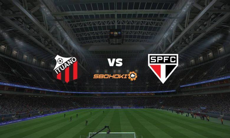 Live Streaming Ituano vs São Paulo 26 April 2021 1
