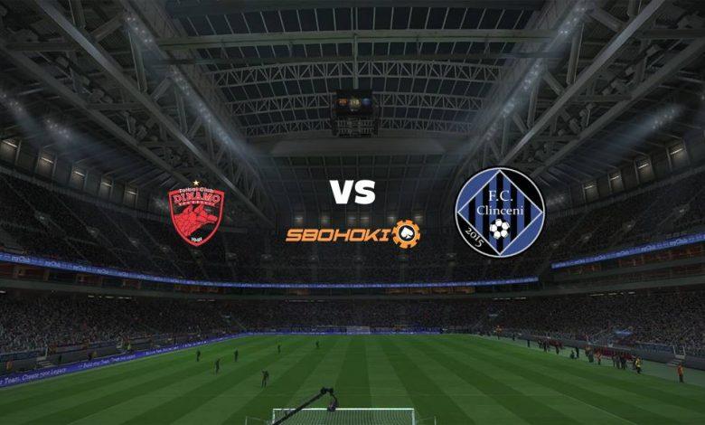 Live Streaming Dinamo Bucuresti vs Academica Clinceni 9 April 2021 1