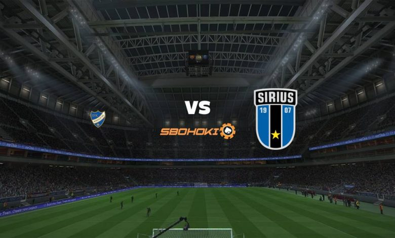 Live Streaming IFK Norrkoping vs Sirius 11 April 2021 1