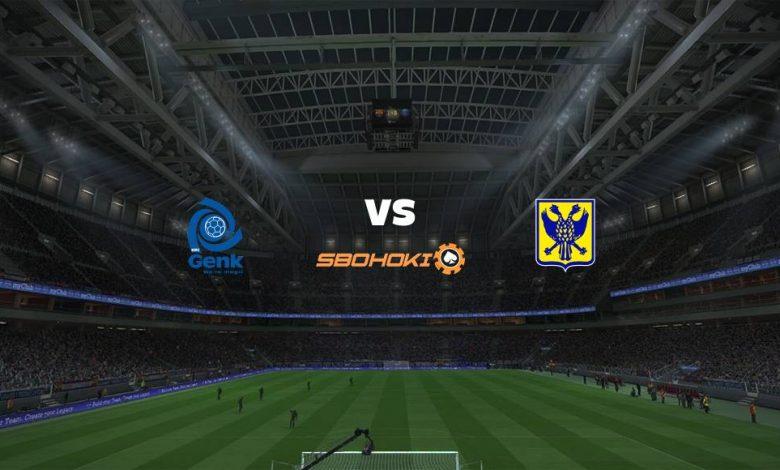 Live Streaming Racing Genk vs Sint-Truidense 11 April 2021 1