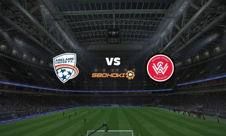 Live Streaming Adelaide United vs Western Sydney Wanderers 10 April 2021 1