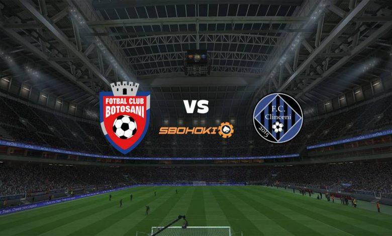 Live Streaming FC Botosani vs Academica Clinceni 25 April 2021 1
