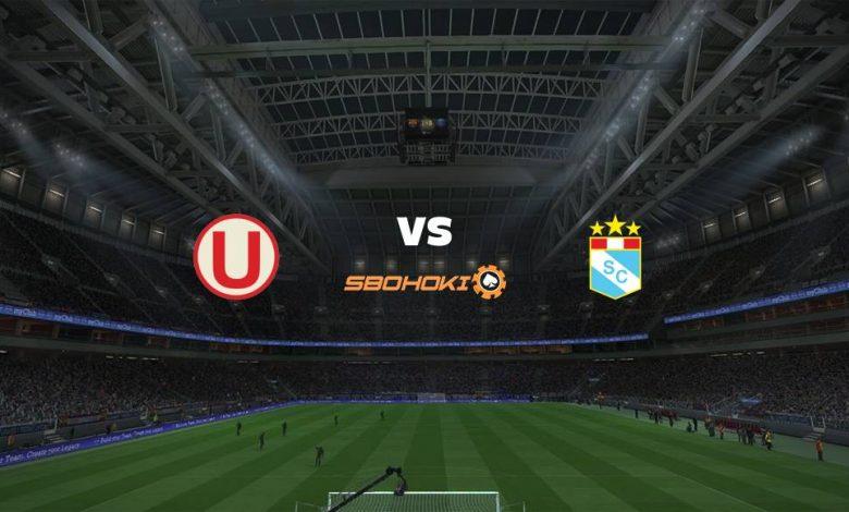 Live Streaming Universitario vs Sporting Cristal 25 April 2021 1