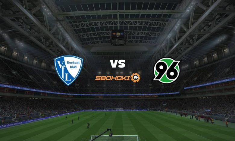 Live Streaming VfL Bochum vs Hannover 96 18 April 2021 1
