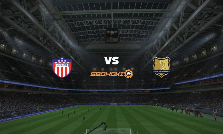 Live Streaming Atlético Junior vs Rionegro Águilas 5 April 2021 1