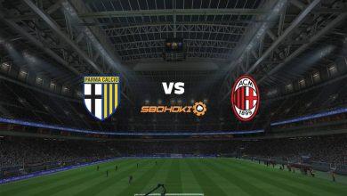 Photo of Live Streaming  Parma vs Milan 10 April 2021