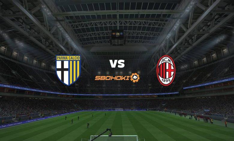 Live Streaming Parma vs Milan 10 April 2021 1