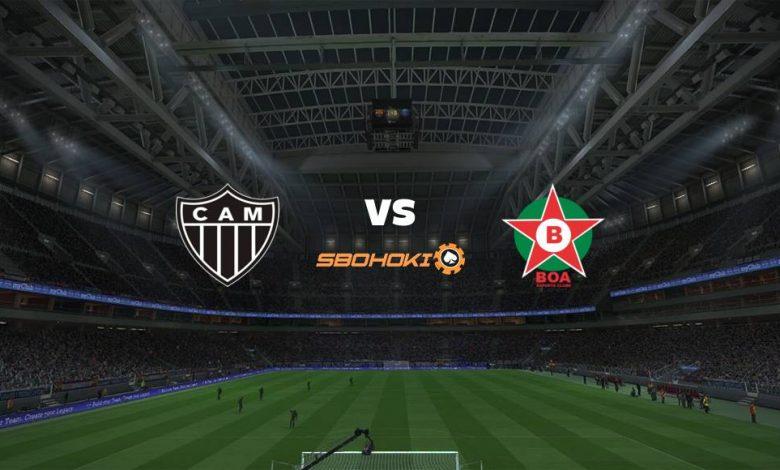Live Streaming Atlético-MG vs Boa Esporte 18 April 2021 1