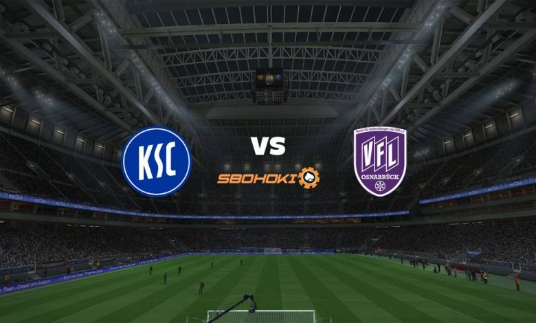 Live Streaming Karlsruher SC vs VfL Osnabruck 3 April 2021 1