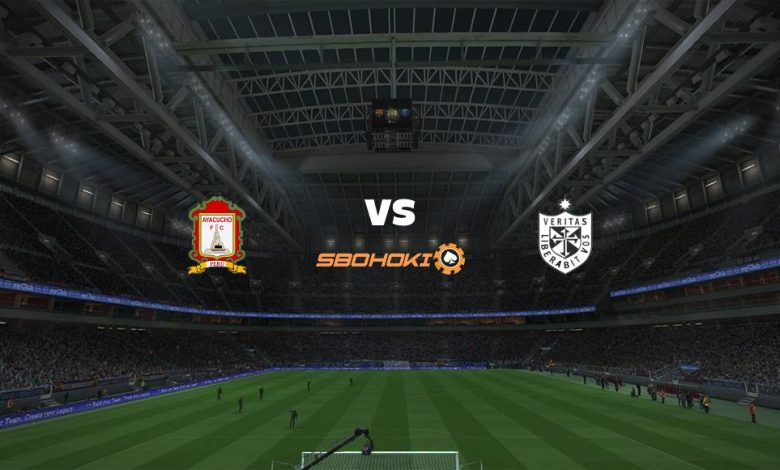 Live Streaming Ayacucho FC vs San Martin 7 April 2021 1