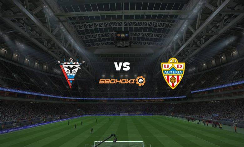 Live Streaming Mirandés vs Almería 25 April 2021 1