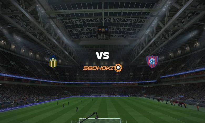 Live Streaming Rosario Central vs San Lorenzo 27 April 2021 1