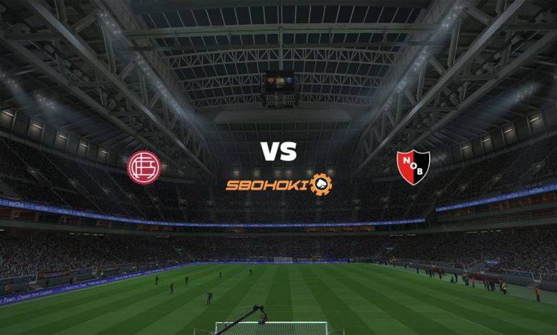 Live Streaming Lanús vs Newell's Old Boys 12 April 2021 1