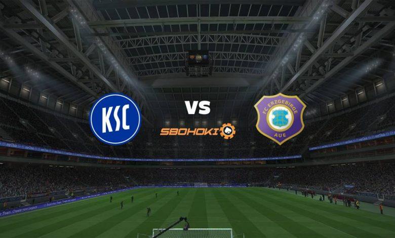 Live Streaming Karlsruher SC vs FC Erzgebirge Aue (PPD) 17 April 2021 1