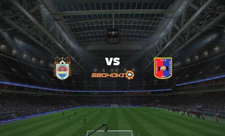 Live Streaming Deportivo Binacional vs Alianza Universidad 13 April 2021 1