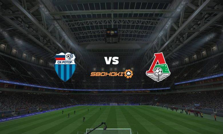 Live Streaming FC Rotor Volgograd vs Lokomotiv Moscow 3 April 2021 1