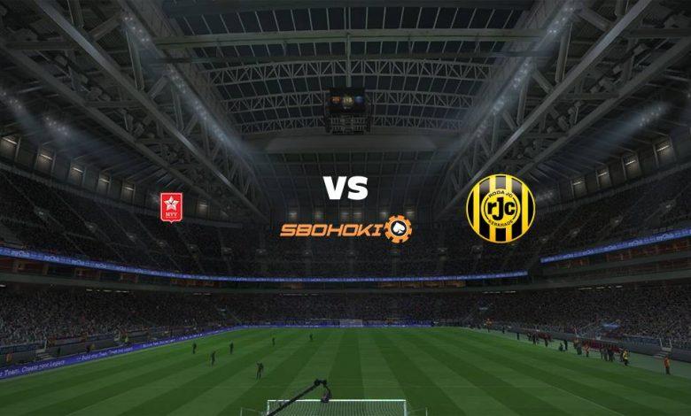 Live Streaming MVV Maastricht vs Roda JC Kerkrade 12 April 2021 1