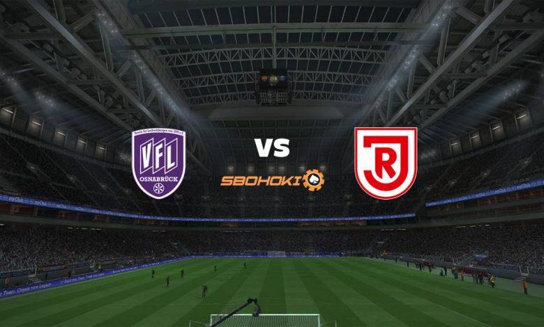 Live Streaming VfL Osnabruck vs SSV Jahn Regensburg 14 April 2021 1