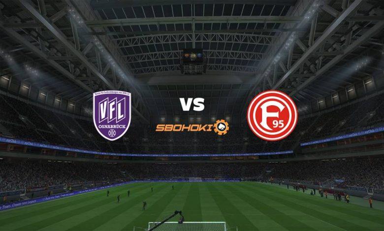 Live Streaming VfL Osnabruck vs Fortuna Düsseldorf 18 April 2021 1