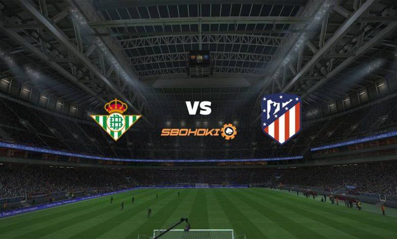 Live Streaming Real Betis vs Atletico Madrid 11 April 2021 1