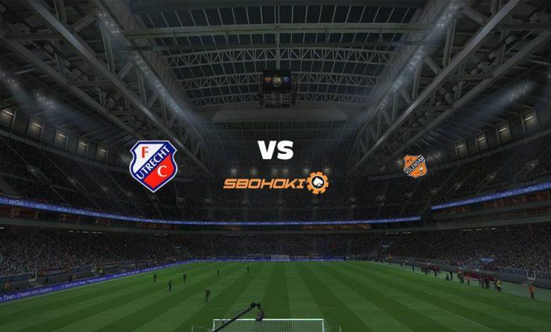 Live Streaming Jong FC Utrecht vs FC Volendam 16 April 2021 1