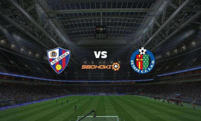 Live Streaming Huesca vs Getafe 25 April 2021 1