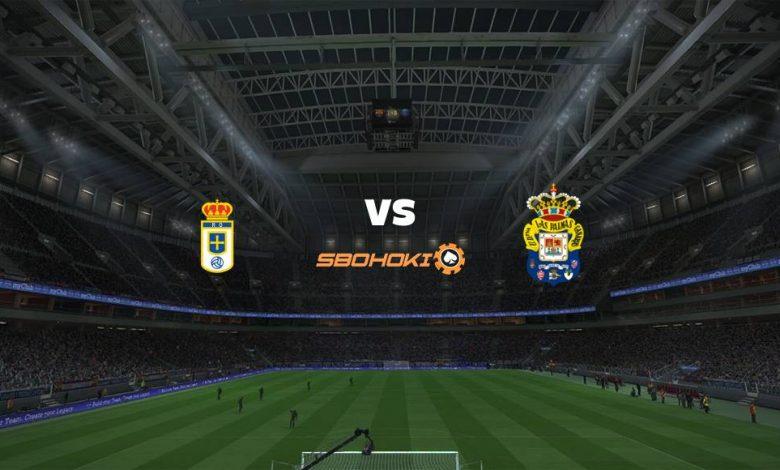 Live Streaming Real Oviedo vs Las Palmas 10 April 2021 1