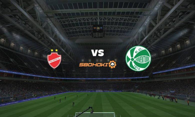 Live Streaming Vila Nova-GO vs Juventude 9 April 2021 1