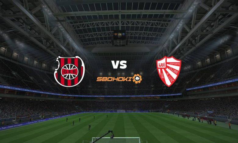 Live Streaming Brasil de Pelotas vs São Luiz-RS 18 April 2021 1