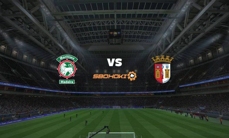 Live Streaming Maritimo vs Braga 29 April 2021 1