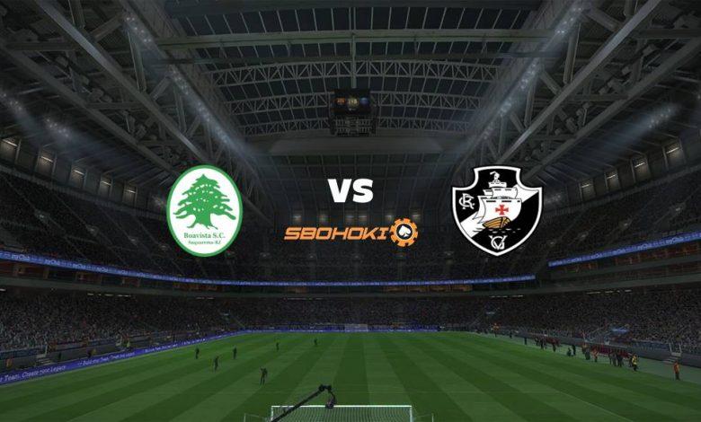 Live Streaming Boavista vs Vasco da Gama 18 April 2021 1