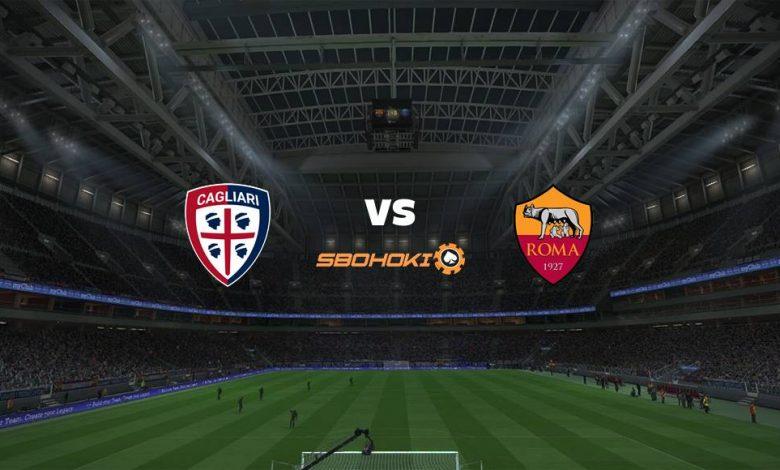 Live Streaming Cagliari vs Roma 25 April 2021 1