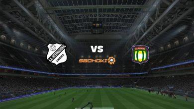 Photo of Live Streaming  Inter de Limeira vs São Caetano 11 April 2021