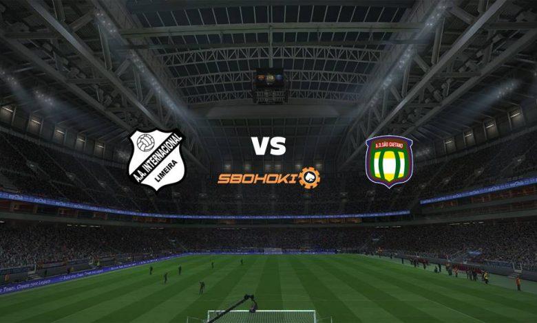 Live Streaming Inter de Limeira vs São Caetano 11 April 2021 1
