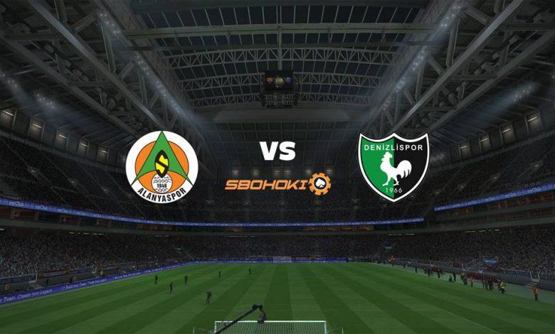 Live Streaming Alanyaspor vs Denizlispor 12 April 2021 1