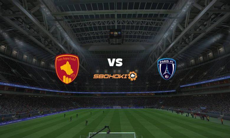 Live Streaming Rodez Aveyron vs Paris FC 17 April 2021 1