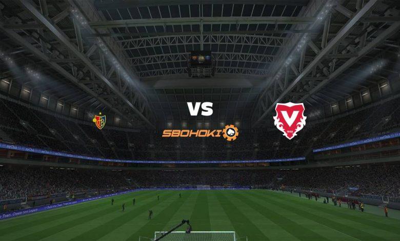 Live Streaming FC Basel vs FC Vaduz 5 April 2021 1