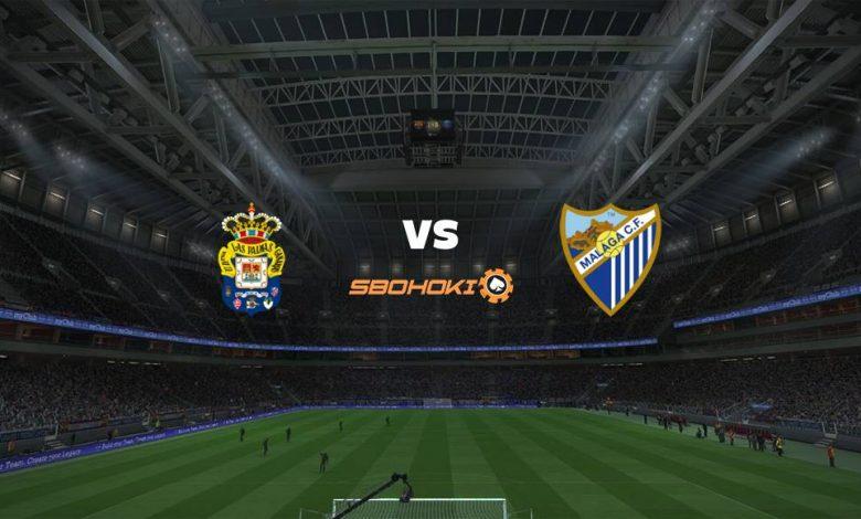 Live Streaming Las Palmas vs Málaga 17 April 2021 1
