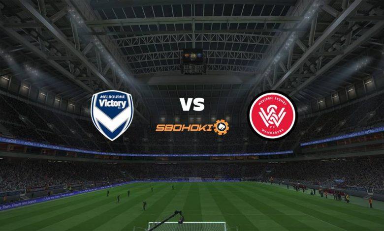 Live Streaming Melbourne Victory vs Western Sydney Wanderers 23 April 2021 1