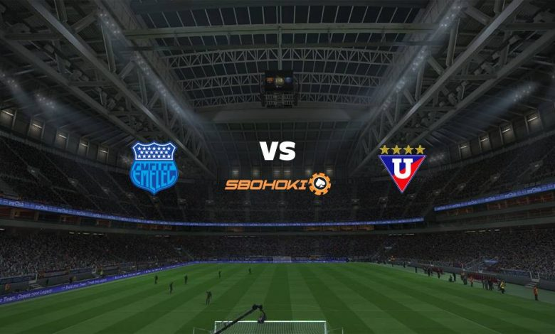 Live Streaming Emelec vs Liga de Quito 10 April 2021 1