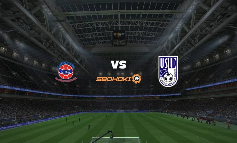 Live Streaming Chateauroux vs Dunkerque 10 April 2021 1